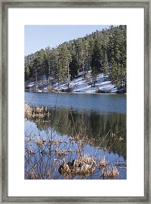 Reflection Framed Print by Ivete Basso Photography