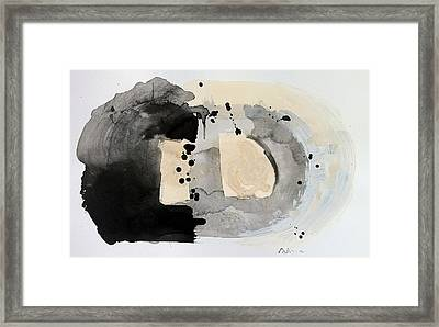 Reflection Number Four Framed Print by Mark M  Mellon