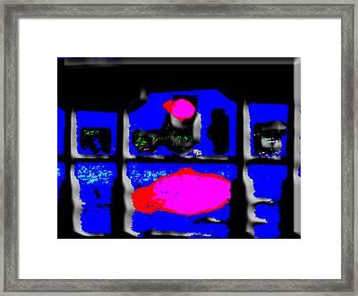 Reflections Framed Print by Jimi Bush