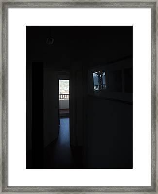 Reflections Framed Print by Jl Zufiria