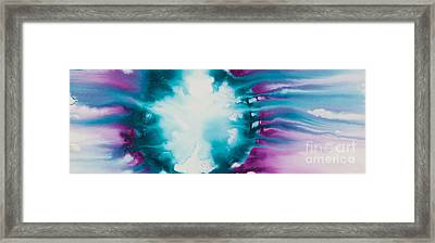 Reflections Of The Universe No. 2208 Framed Print by Ilisa  Millermoon