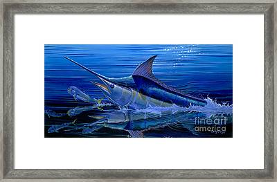 Reflections Off0058 Framed Print by Carey Chen