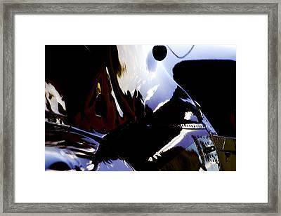 Reflections  Framed Print by Paul Job