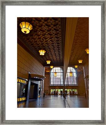 Reflections Framed Print by Frozen in Time Fine Art Photography