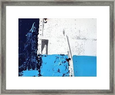 Reformed Framed Print by Tom Druin