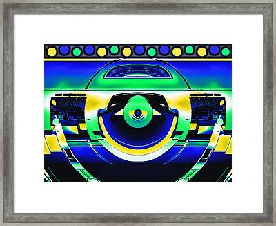 Reimaging 1 Framed Print by Wendy J St Christopher