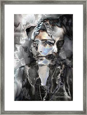Reincarnation Framed Print by Ursula Freer
