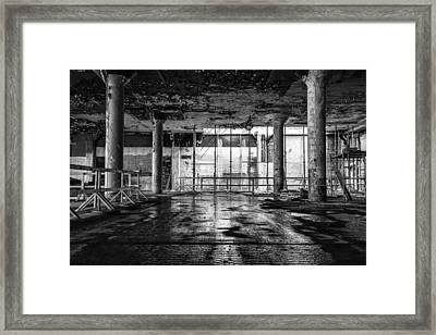 Rejuvenation Framed Print by CJ Schmit