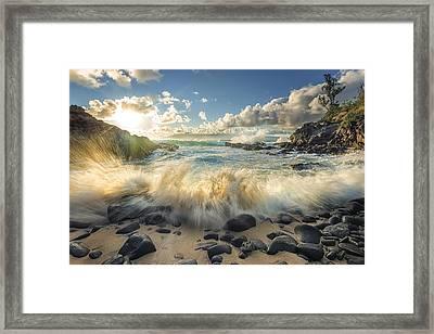 Rejuvenation Framed Print by Hawaii  Fine Art Photography