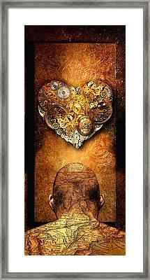 Relate Framed Print by Jacky Gerritsen