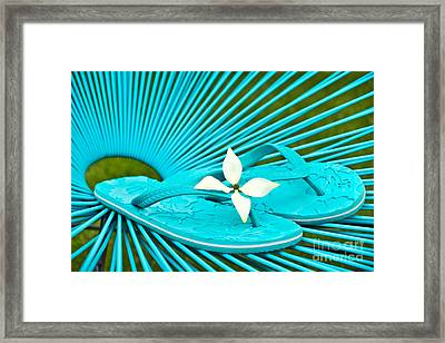 Relax Framed Print by Delphimages Photo Creations