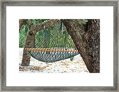 Relax Framed Print by JC Findley