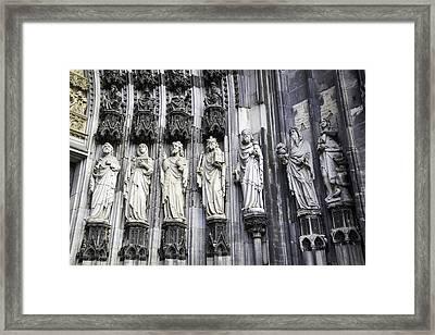 Religious History 1 Framed Print by Teresa Mucha