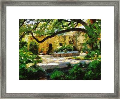 Remember Me Framed Print by Cary Shapiro