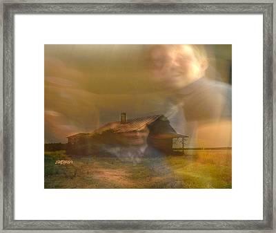 Remember Framed Print by Seth Weaver