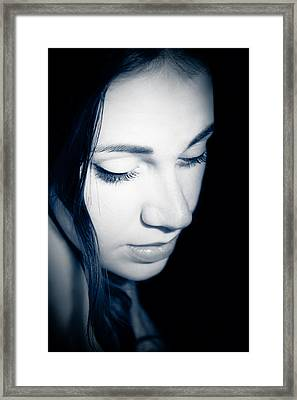 Remembering Framed Print by Loriental Photography