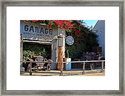 Remembering Yesterday Framed Print by Camille Lopez