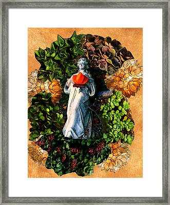 Remembrance Framed Print by Rahdne Zola