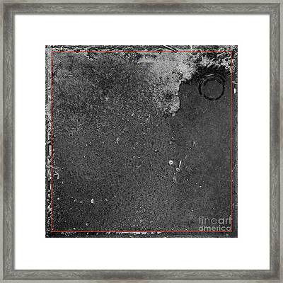 Remnants Xx Framed Print by Paul Davenport