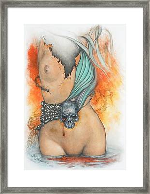 Renaissance  Framed Print by Guillaume Bruno
