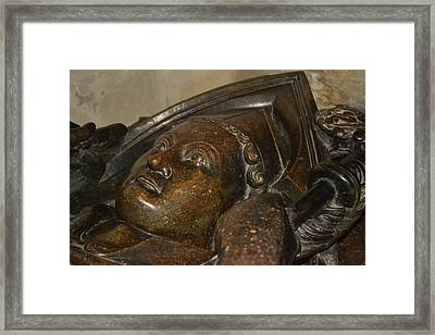 Repose Framed Print by Bill Mock