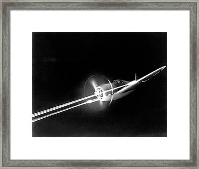 Republic P-47 Thunderbolt Framed Print by Us Air Force