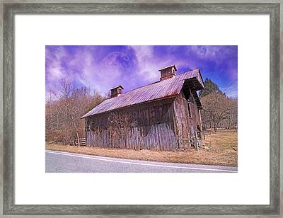 Respect Your Elders Framed Print by Betsy Knapp