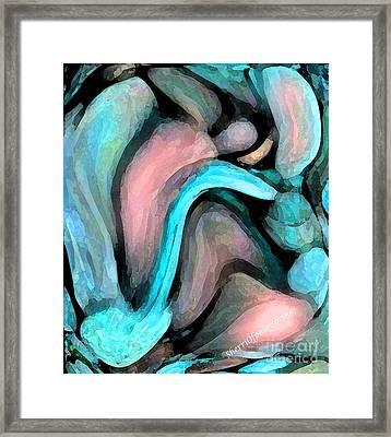 Resurrection Framed Print by Sherri  Of Palm Springs