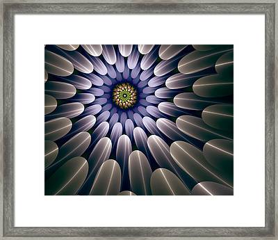 Ret-sa Framed Print by Vic Eberly