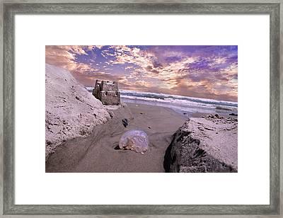 Returning Home Framed Print by Betsy C Knapp