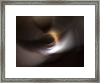 Revelation - Abstract Art By Sharon Cummings Framed Print by Sharon Cummings