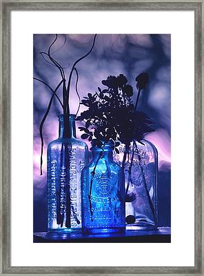 Rhapsody In... Framed Print by Arthur Miller
