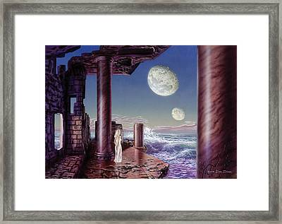 Rhiannon Framed Print by Don Dixon