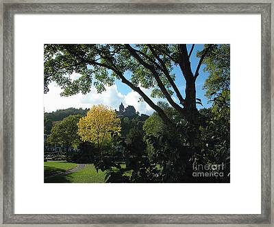 Rhineland Framed Print by TPD Art