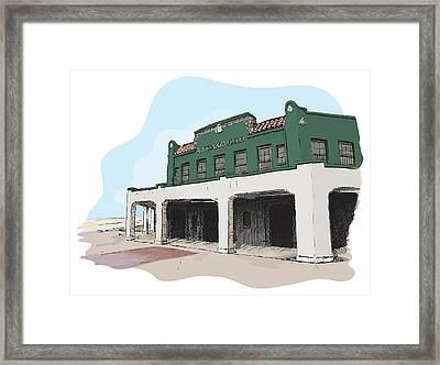 Rickwood Field Framed Print by Greg Smith