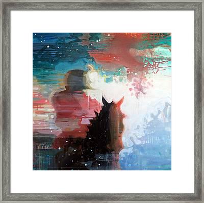 Rider Framed Print by Susie Hamilton