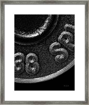Rim And Primer 38 Special Framed Print by Bob Orsillo