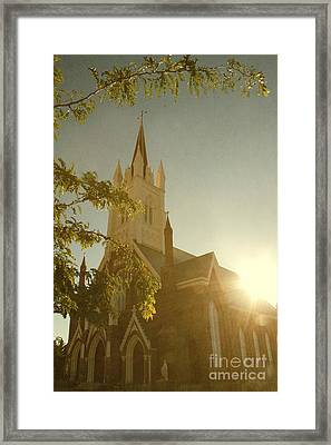Rise Framed Print by Margie Hurwich