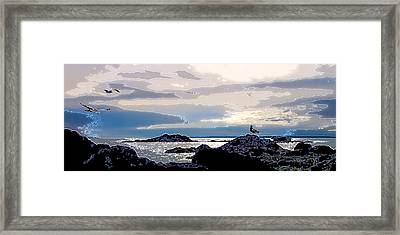 Rising Tide Framed Print by Bill Caldwell -        ABeautifulSky Photography