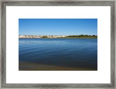 River Don Framed Print by Svetlana Sewell