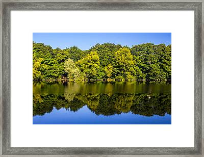 River Lune Reflections Framed Print by Paul Madden