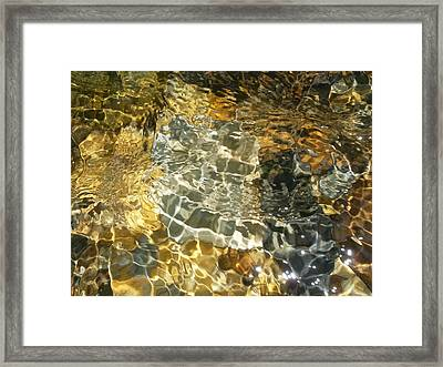 River Of Spirit Framed Print by Patricia Lyons