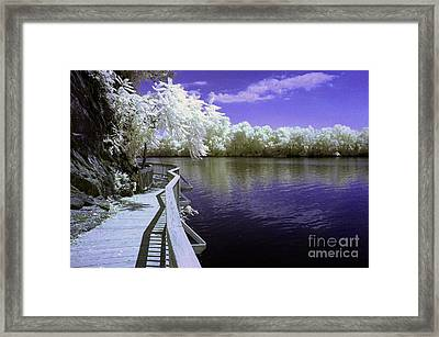 River Walk Framed Print by Paul W Faust -  Impressions of Light