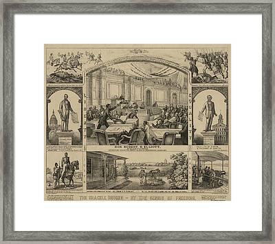 Robert B Framed Print by Granger