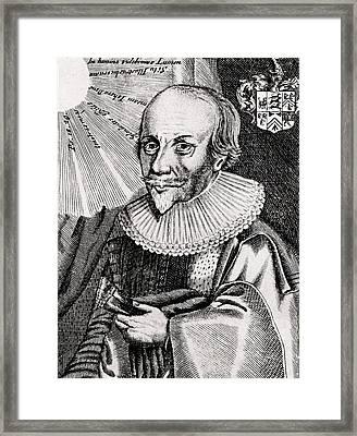 Robert Fludd Framed Print by Universal History Archive/uig