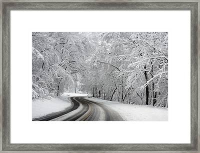 Rock Creek Park Framed Print by Unknown