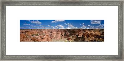 Rock Formations On A Landscape, South Framed Print by Panoramic Images