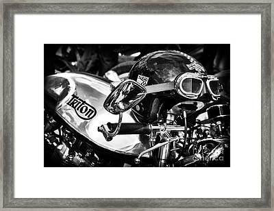 Rockers  Framed Print by Tim Gainey