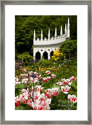 Rococo Spring Framed Print by Anne Gilbert
