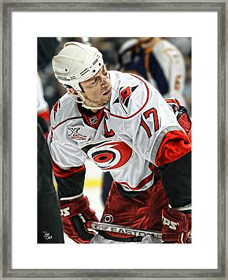 Rod Brind 'amour Framed Print by Don Olea
